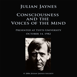 Consciousness and the Voices of the Mind - Audio CD