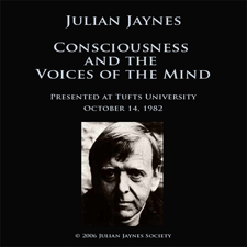 Consciousness and the Voices of the Mind Audio CD