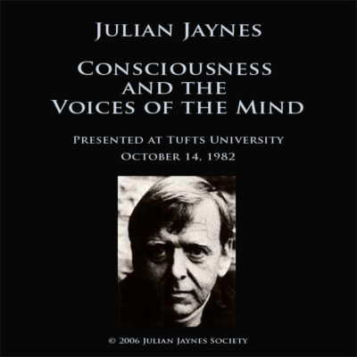 Consciousness and the Voices of the Mind