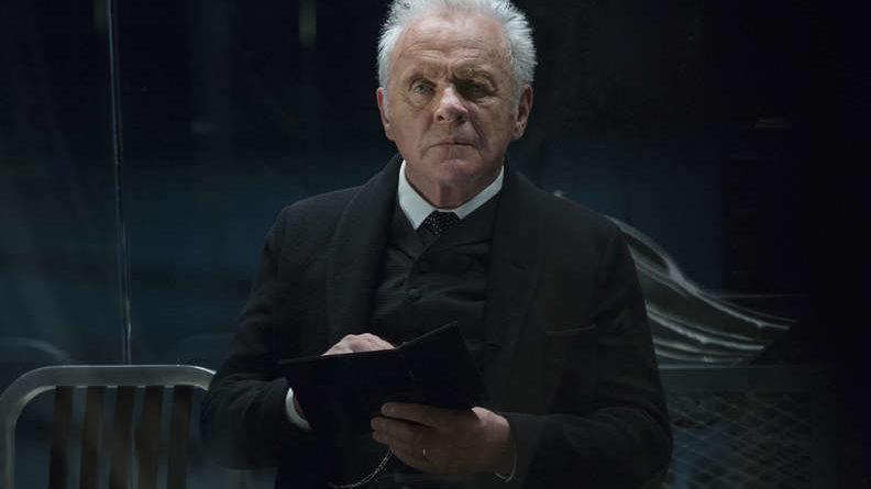 Dr. Ford Westworld