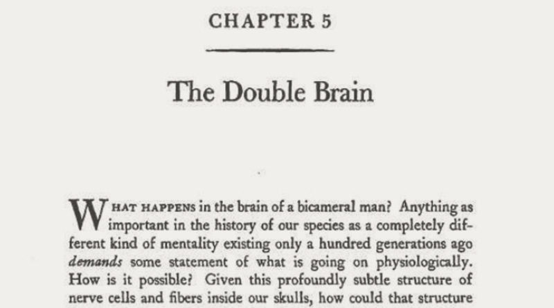 The Double Brain