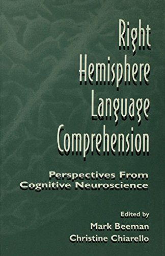 Right Hemisphere Language Comprehension: Perspectives From Cognitive Neuroscience