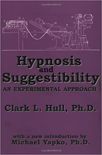 Hypnosis and Suggestibility: An Experimental Approach