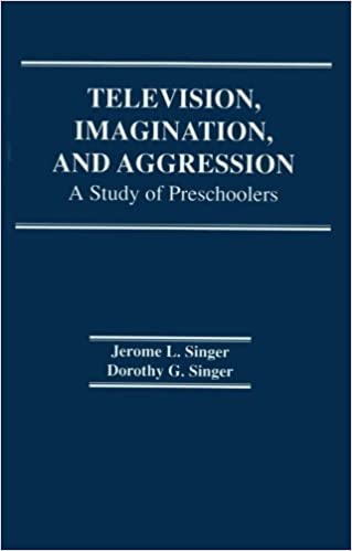 Television, Imagination, and Aggression: A Study of Preschoolers