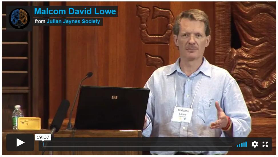Malcolm David Lowe